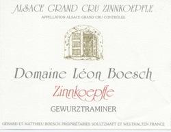 Etiquette Zinnk Gewurz